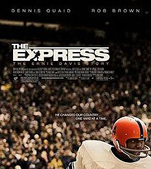 Ron Hawking :: Feature Film :: The Express